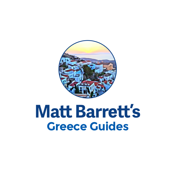 Matt Barrett's Greece Guides