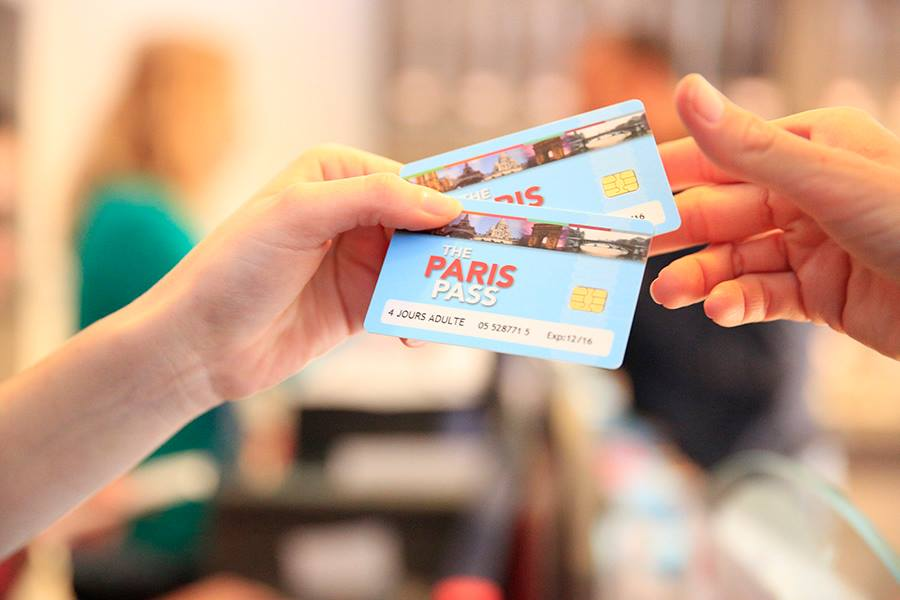 The Paris Pass. Photo credit: Paris Pass.