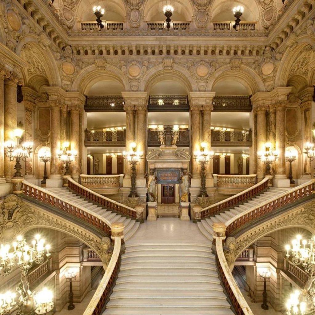 Opéra Garnier Paris